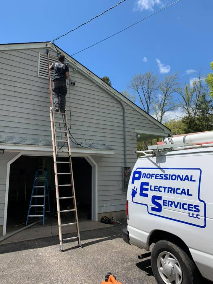 Electrical repair fairfield new haven county